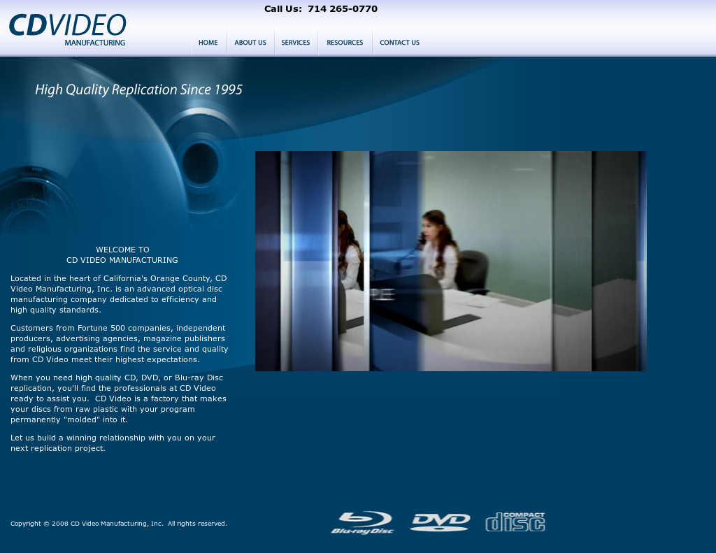 Cd Video Manufacturing Compeors Revenue And Employees Owler Company Profile