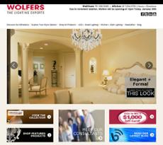 Wolfers Lighting Website History  sc 1 st  Owler & Wolfers Lighting Company Profile | Owler azcodes.com