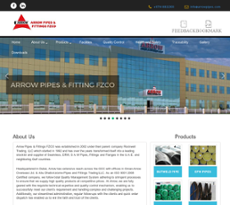 Arrow Pipes & Fittings Fzco Competitors, Revenue and Employees