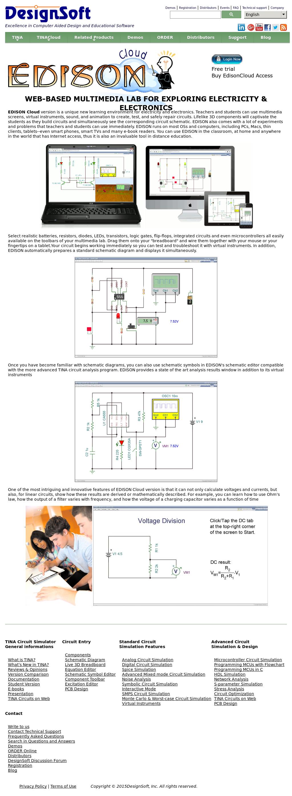 Edison Cloud Competitors Revenue And Employees Owler Company Profile Circuitsimulation