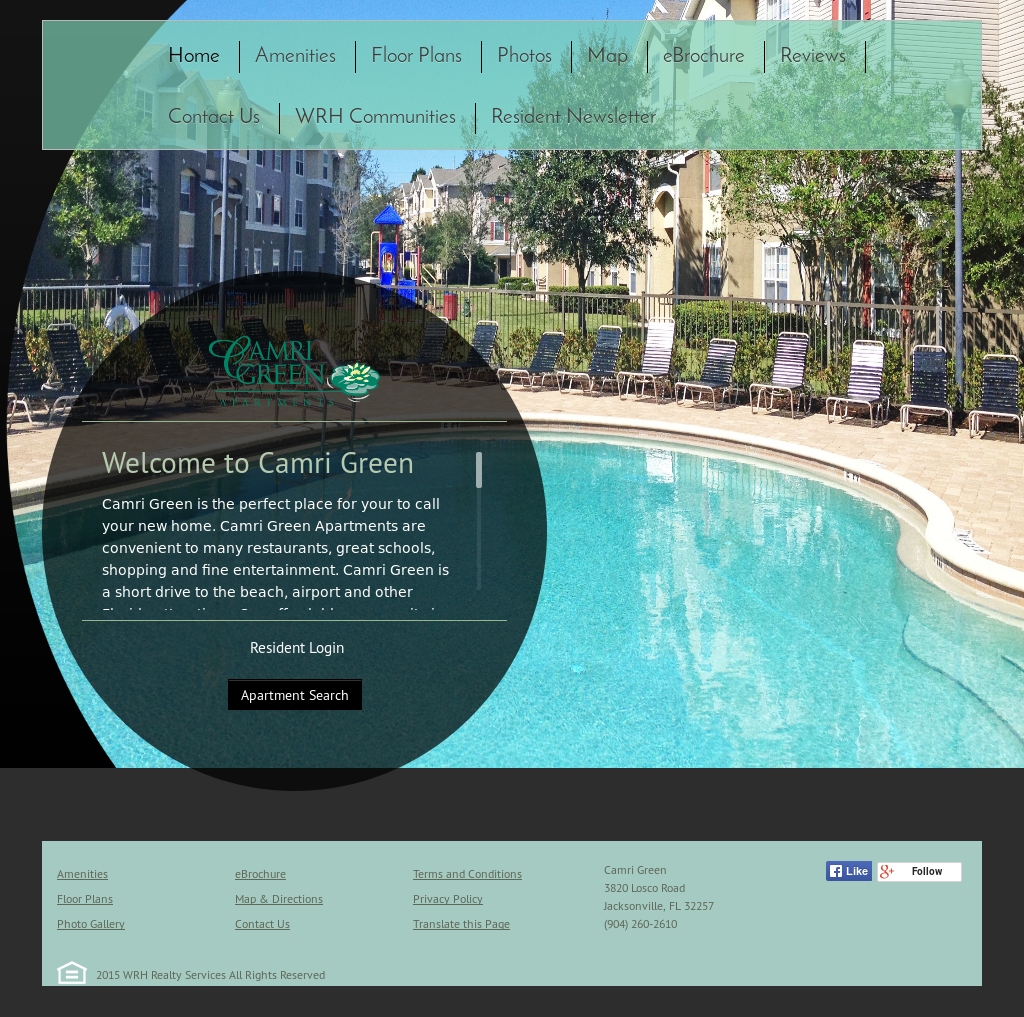 Camri Green Apartments Competitors Revenue And Employees Owler