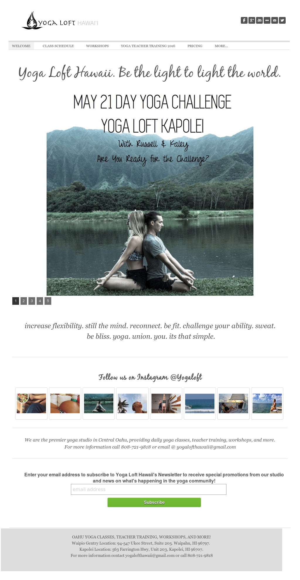 f4a8db46fa2c8 Yoga Loft Hawaii Competitors, Revenue and Employees - Owler Company Profile