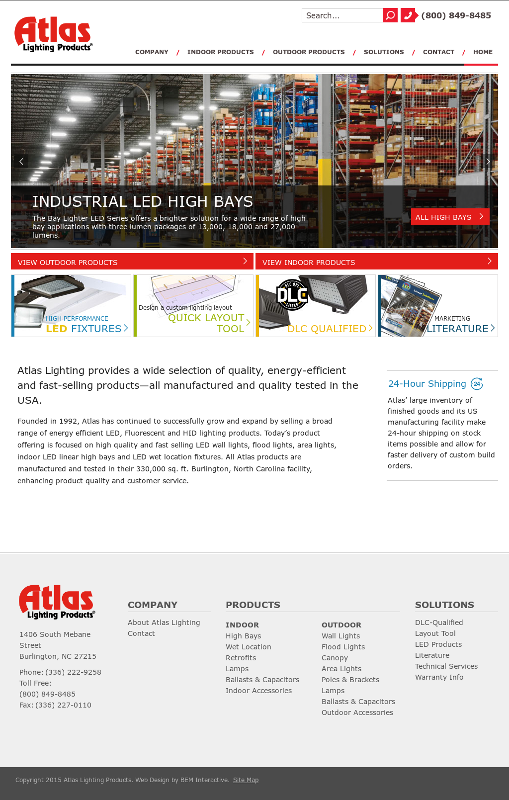 Atlas Lighting Products Compeors Revenue And Employees