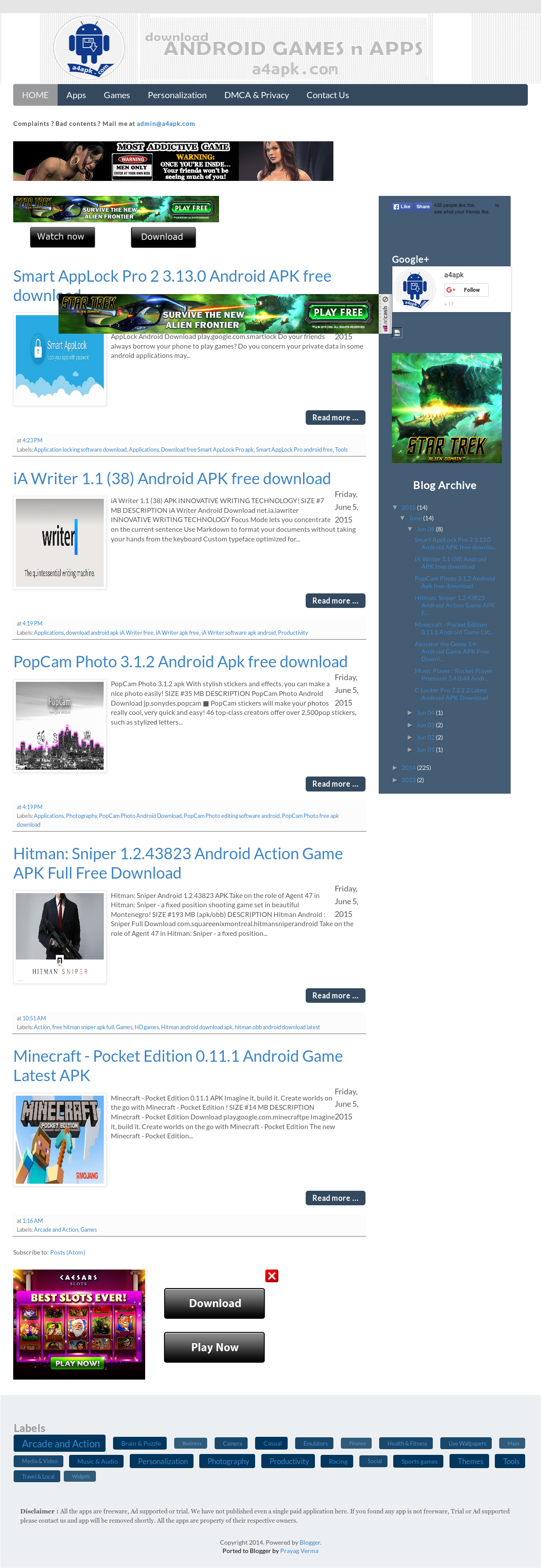 A4apk Competitors, Revenue and Employees - Owler Company Profile