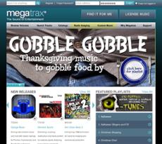 megatrax music