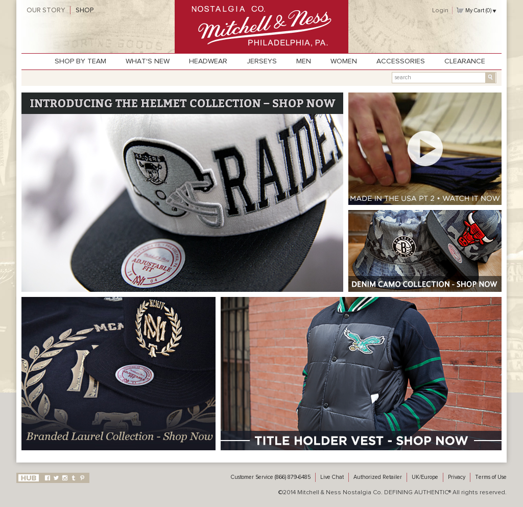 d6873b8c Mitchell & Ness Nostalgia Competitors, Revenue and Employees - Owler  Company Profile