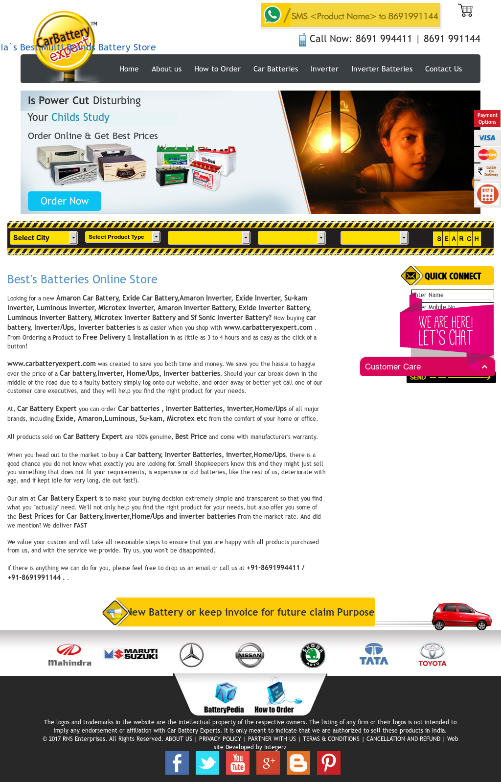 Car Battery Expert In Mumbai Competitors, Revenue and Employees ...