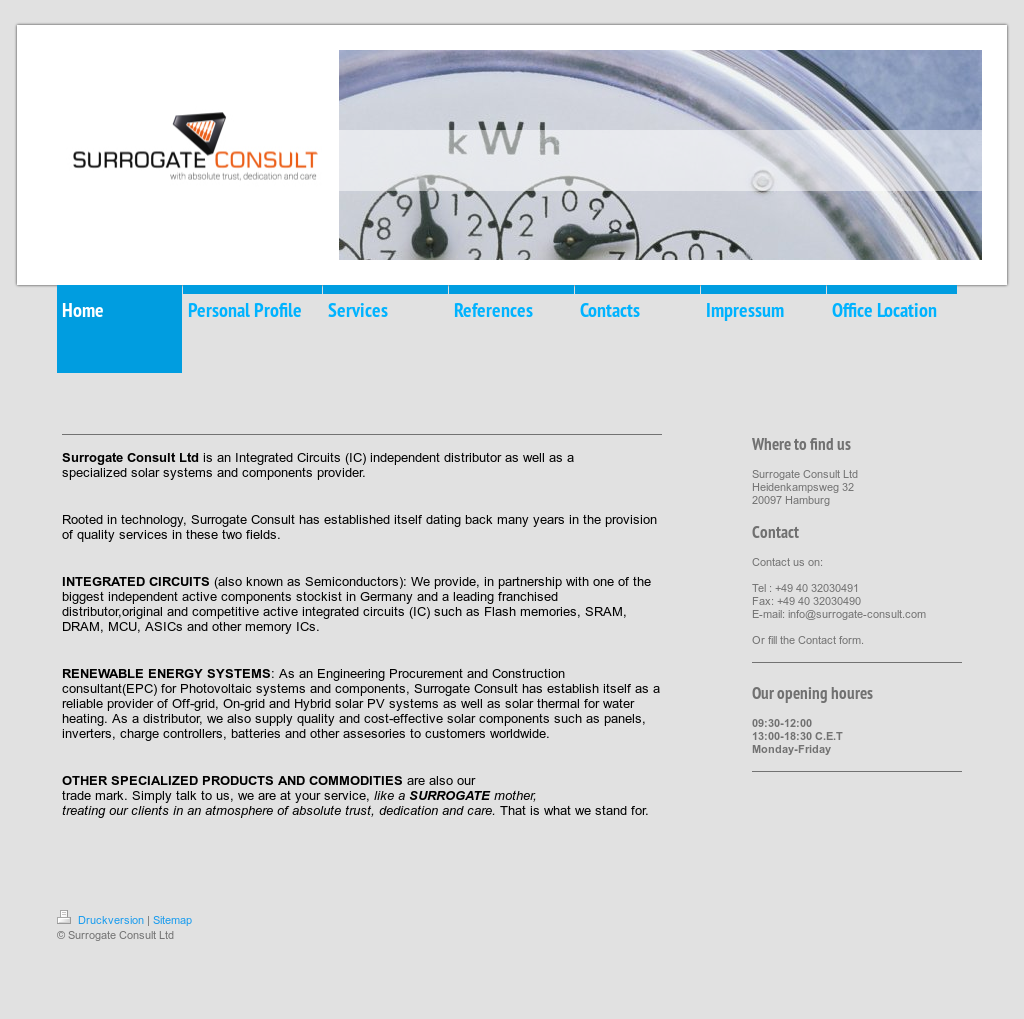 Auto Villa Outlet >> Surrogate Consult Competitors, Revenue and Employees - Owler Company Profile