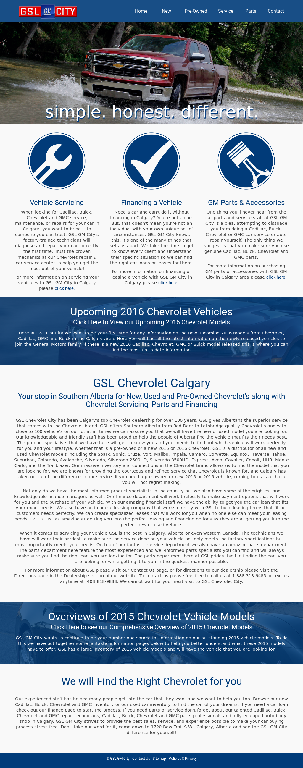 Calgarychevrolet Competitors, Revenue and Employees - Owler
