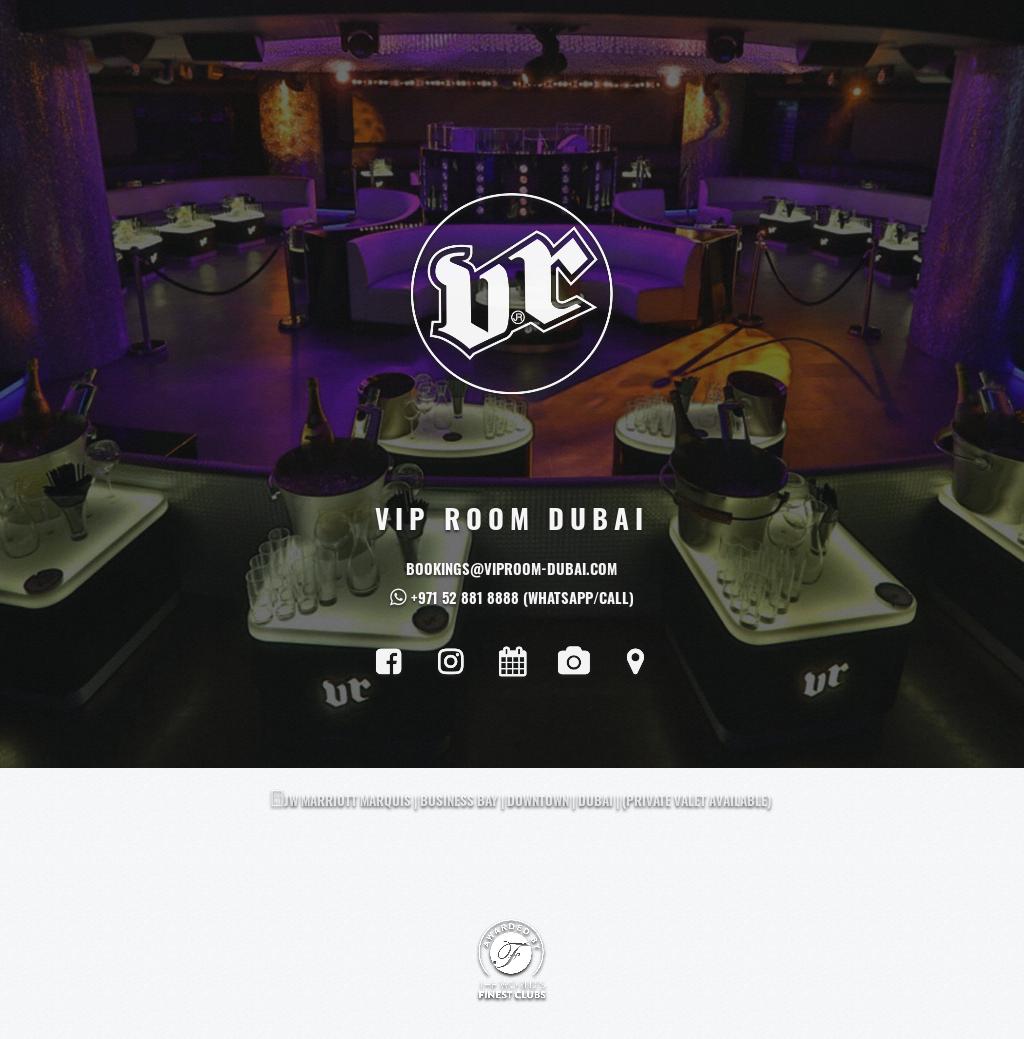 Vip Room Dubai Competitors, Revenue and Employees - Owler