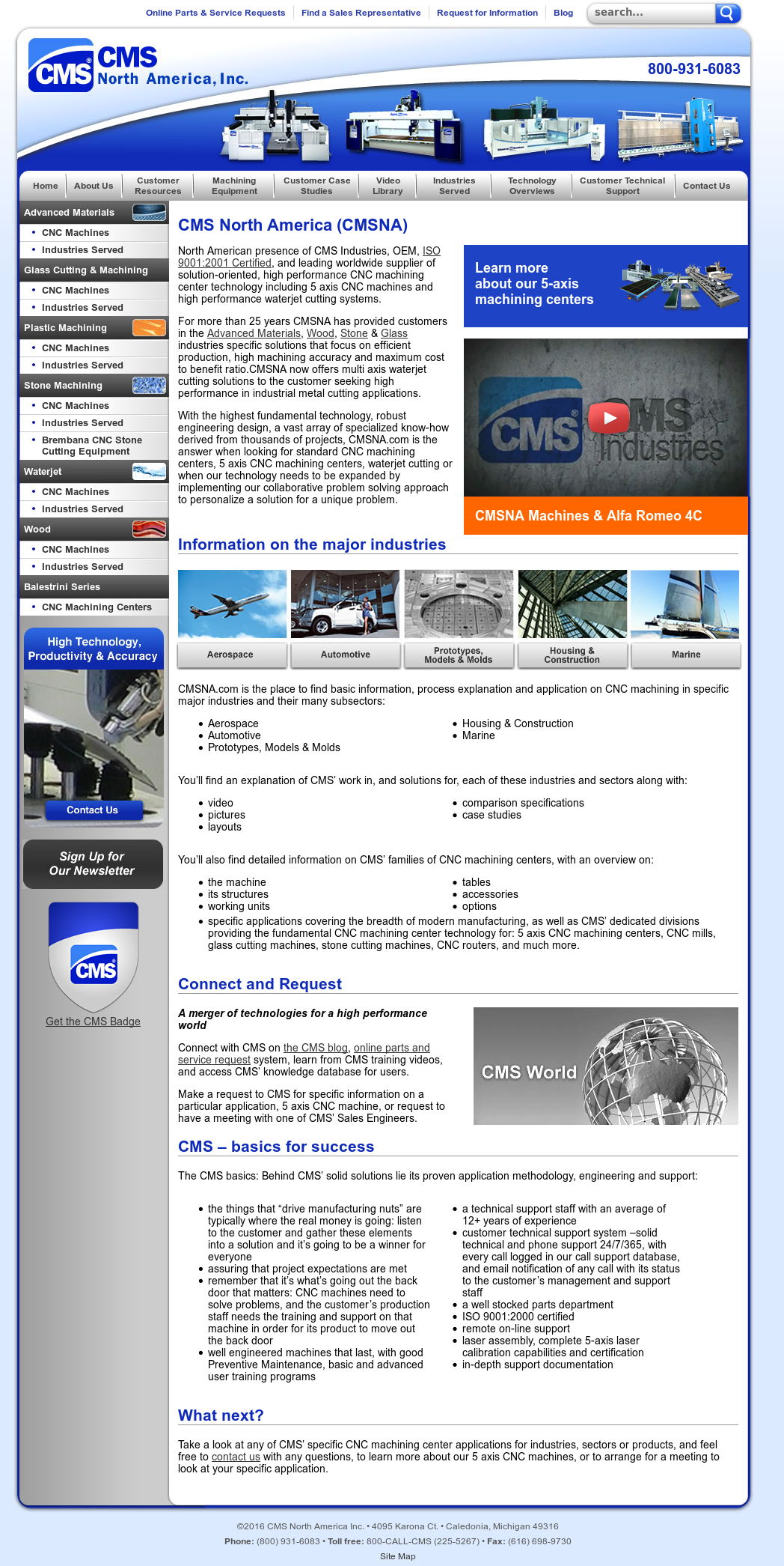 CMSNA Competitors, Revenue and Employees - Owler Company Profile