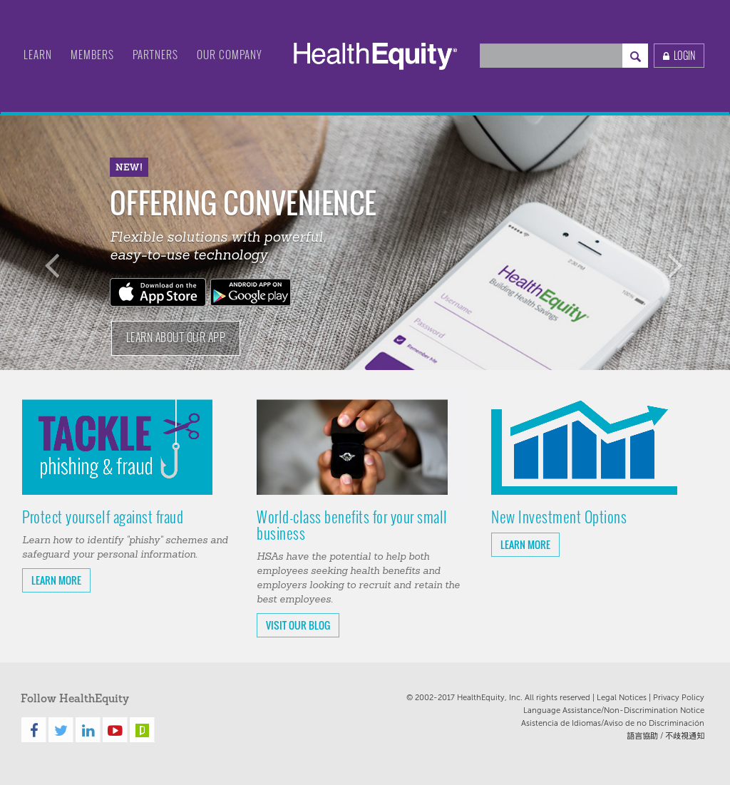 Healthequity Competitors Revenue And Employees Owler