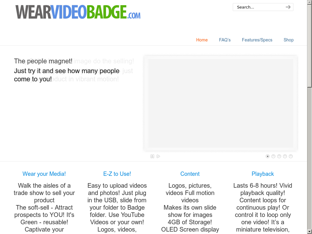 Wear Video Badge Competitors, Revenue and Employees - Owler Company