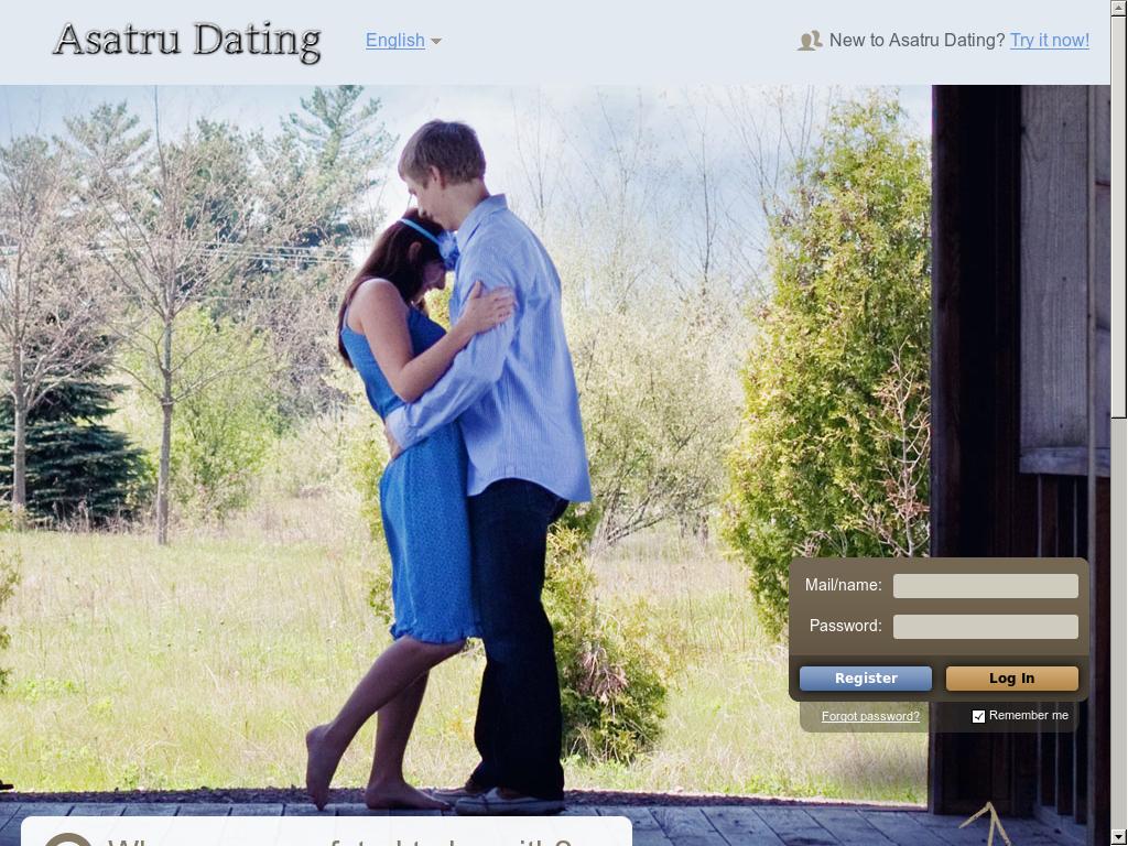 Asatru dating sites