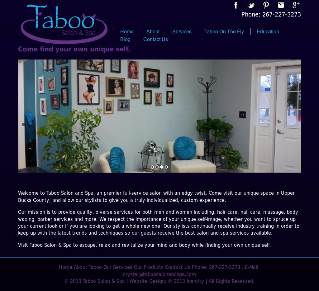 Taboo Salon And Spa