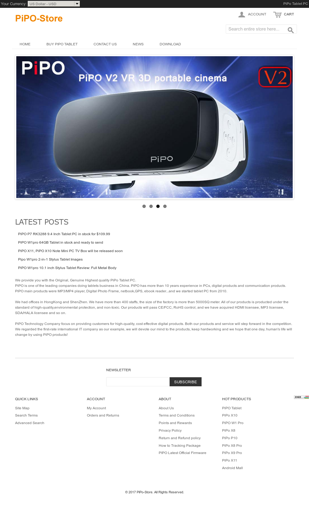 Owler Reports - Pipo-store Blog PiPO P10 RK3399 10 1 inch