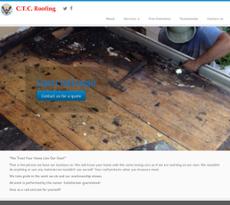 Jul 2017. C.t.c. Roofing Website History