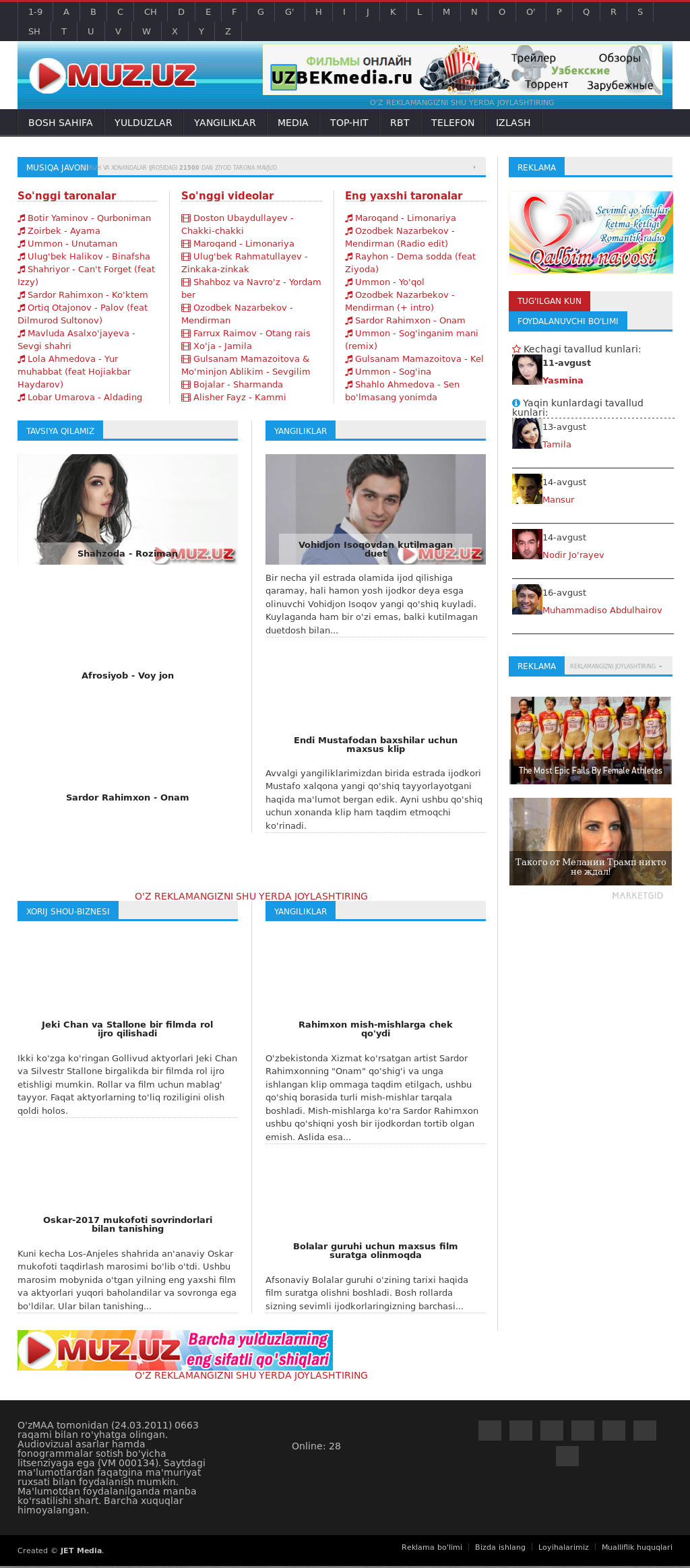 Uzbek kino yangi online dating