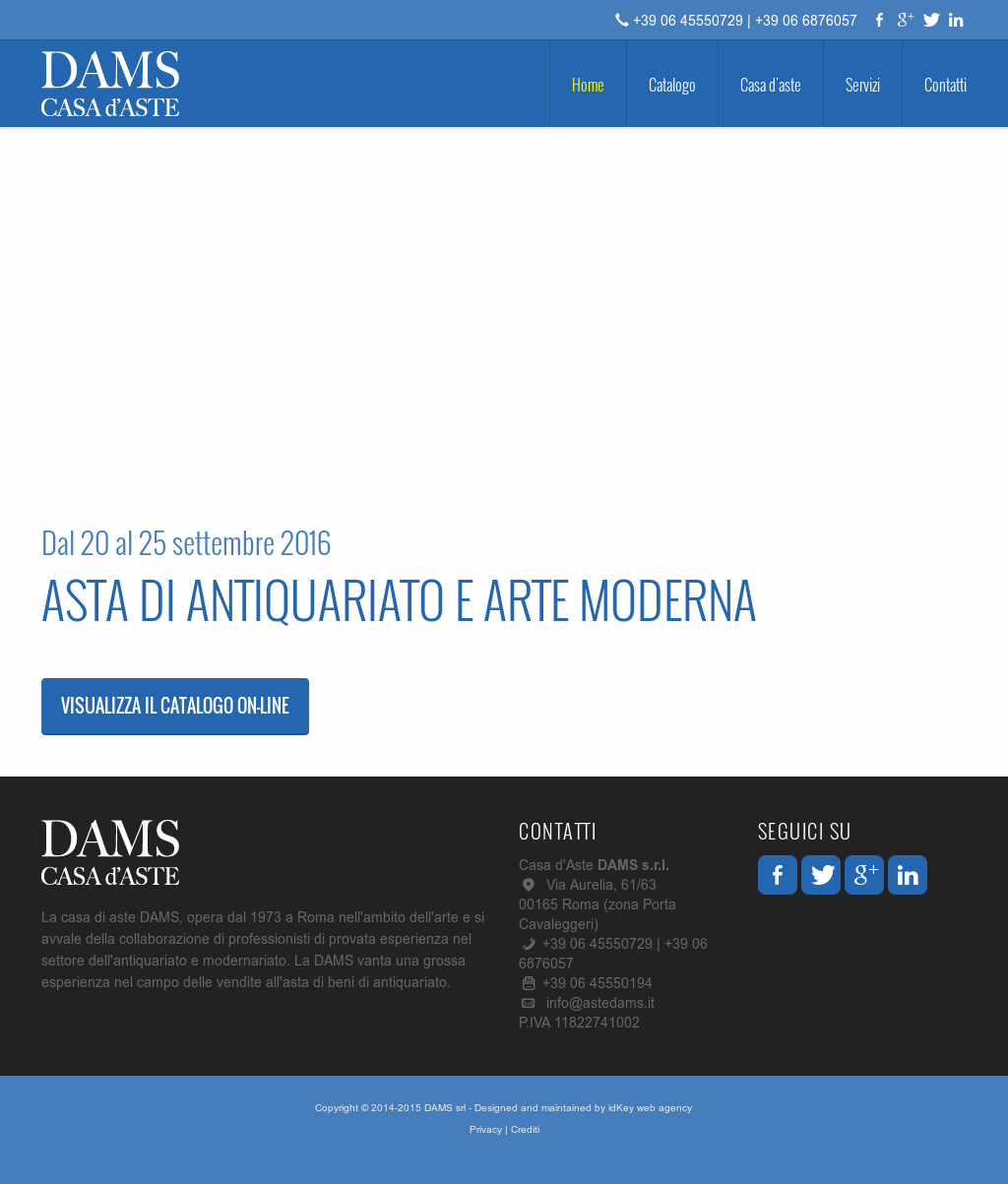 casa d'aste dams competitors, revenue and employees - owler company