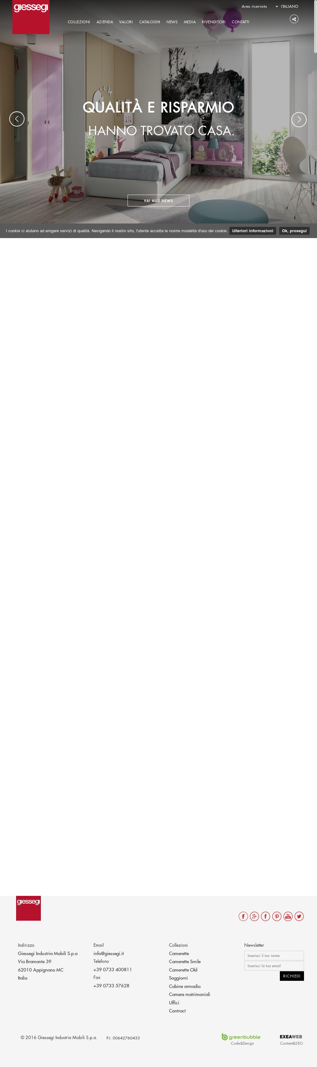 Giessegi Mobili Competitors, Revenue and Employees - Owler Company ...