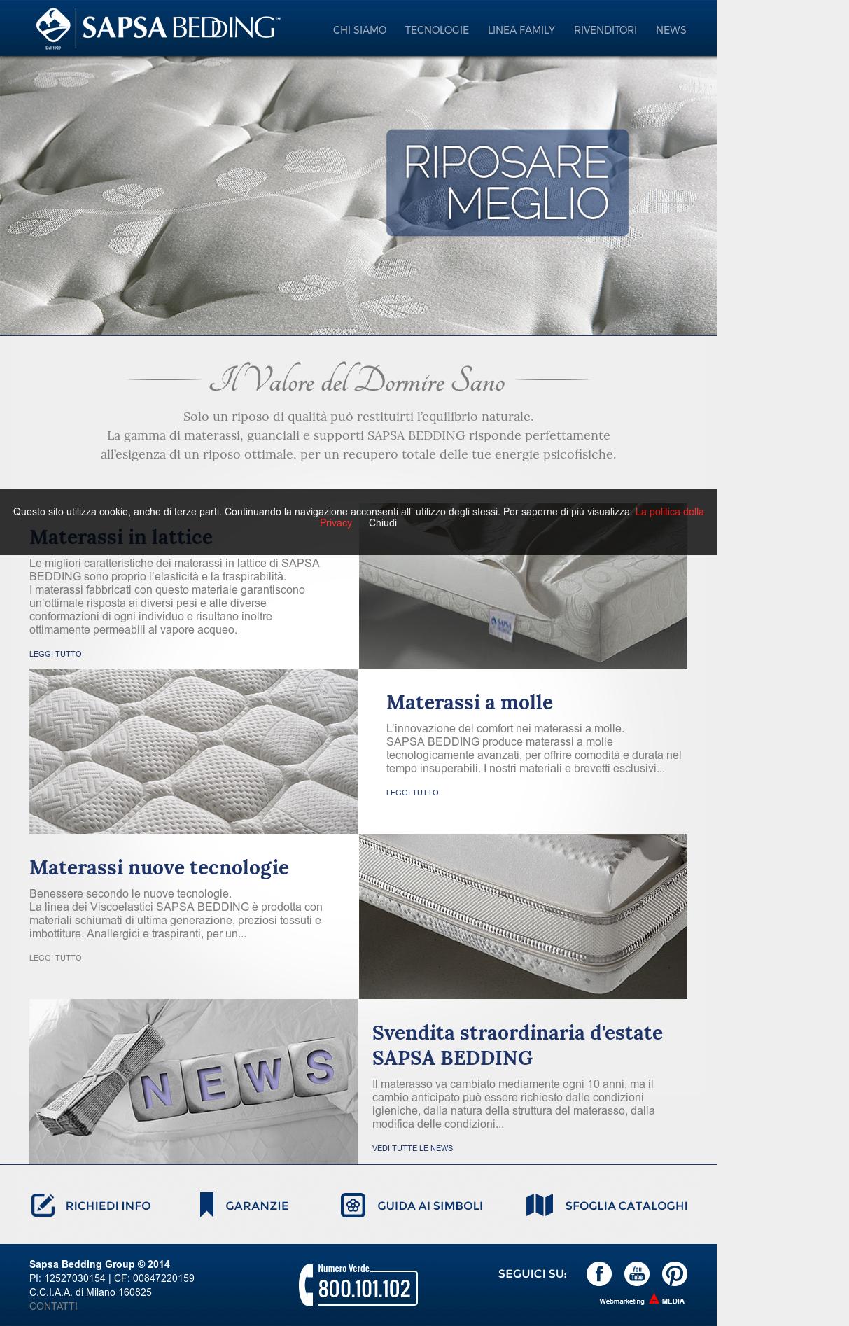 Materasso Lattice Sapsa Bedding.Sapsa Bedding Competitors Revenue And Employees Owler Company Profile