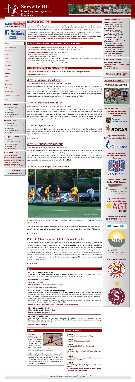 Calendrier Hac.Servette Hc Hockey Sur Gazon Competitors Revenue And