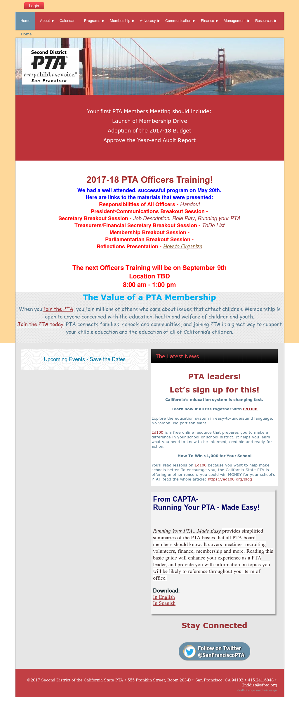 Second District Pta Competitors, Revenue and Employees