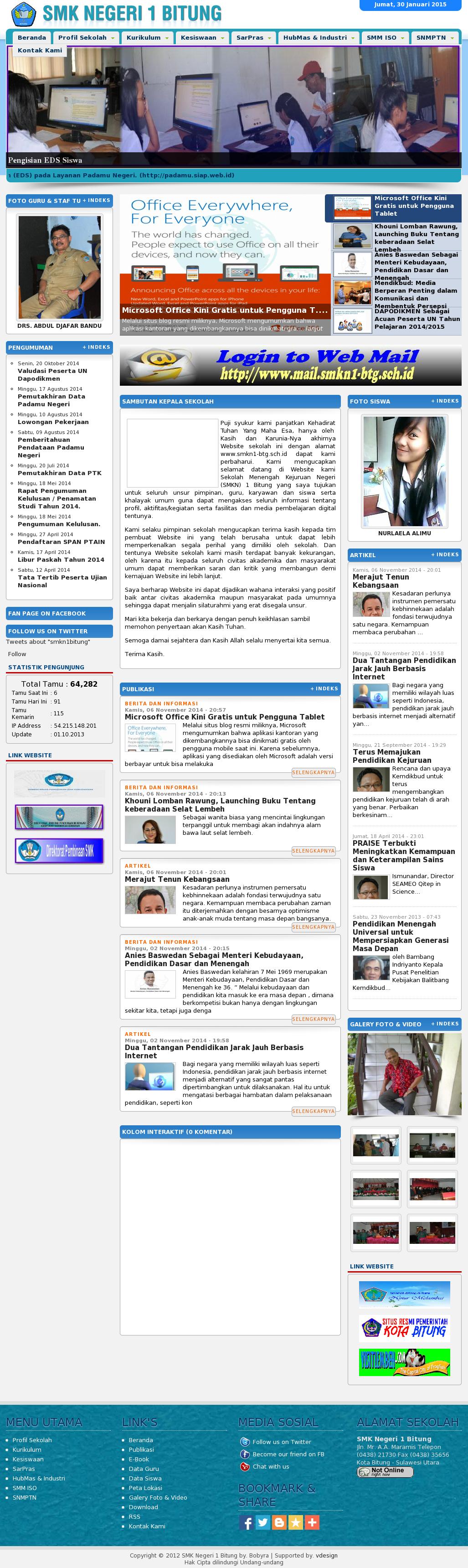 Smk Negeri 1 Bitung Competitors, Revenue and Employees - Owler ...