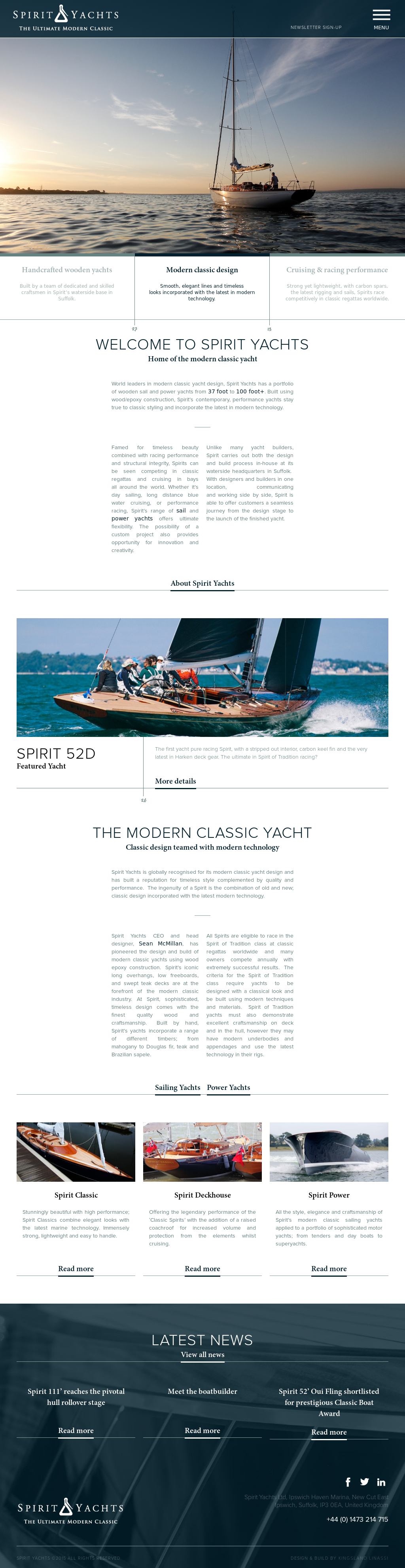 Spirit Yachts Competitors, Revenue and Employees - Owler