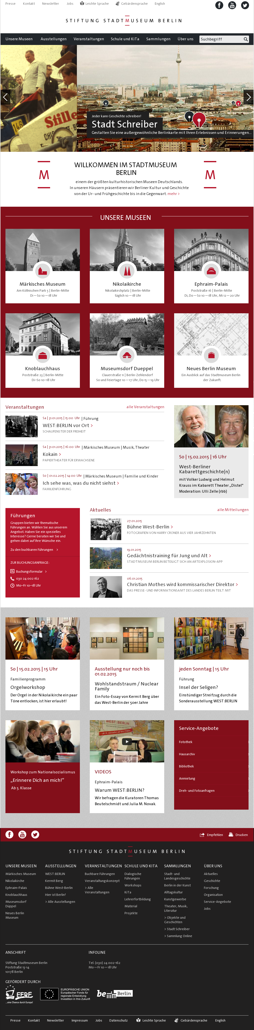 stadtmuseum berlin sammlung online dating