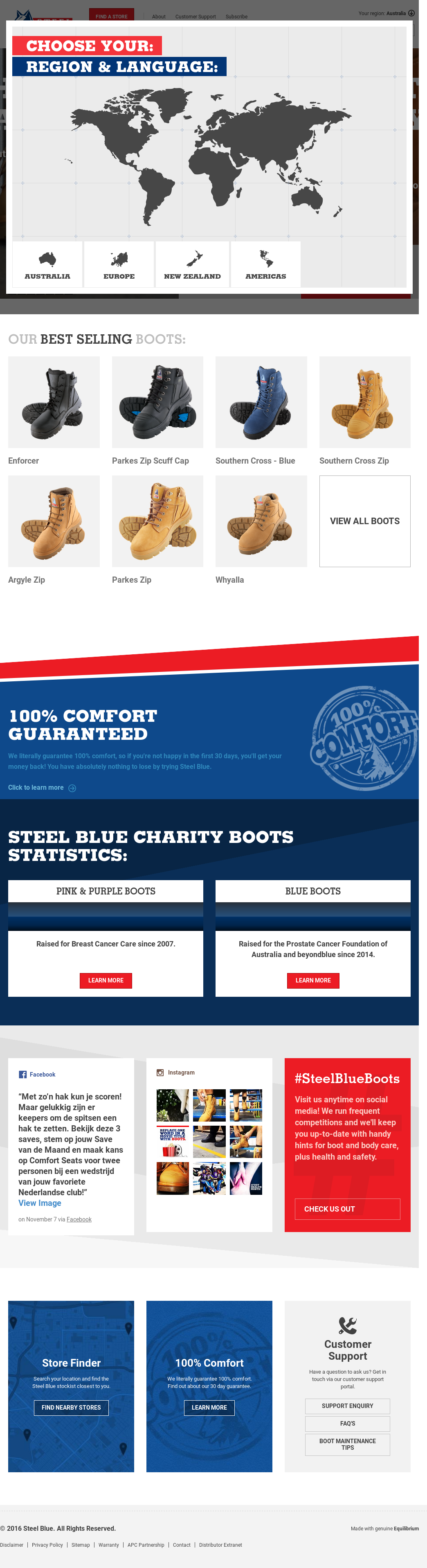 Steel Blue Boots Competitors, Revenue and Employees - Owler Company
