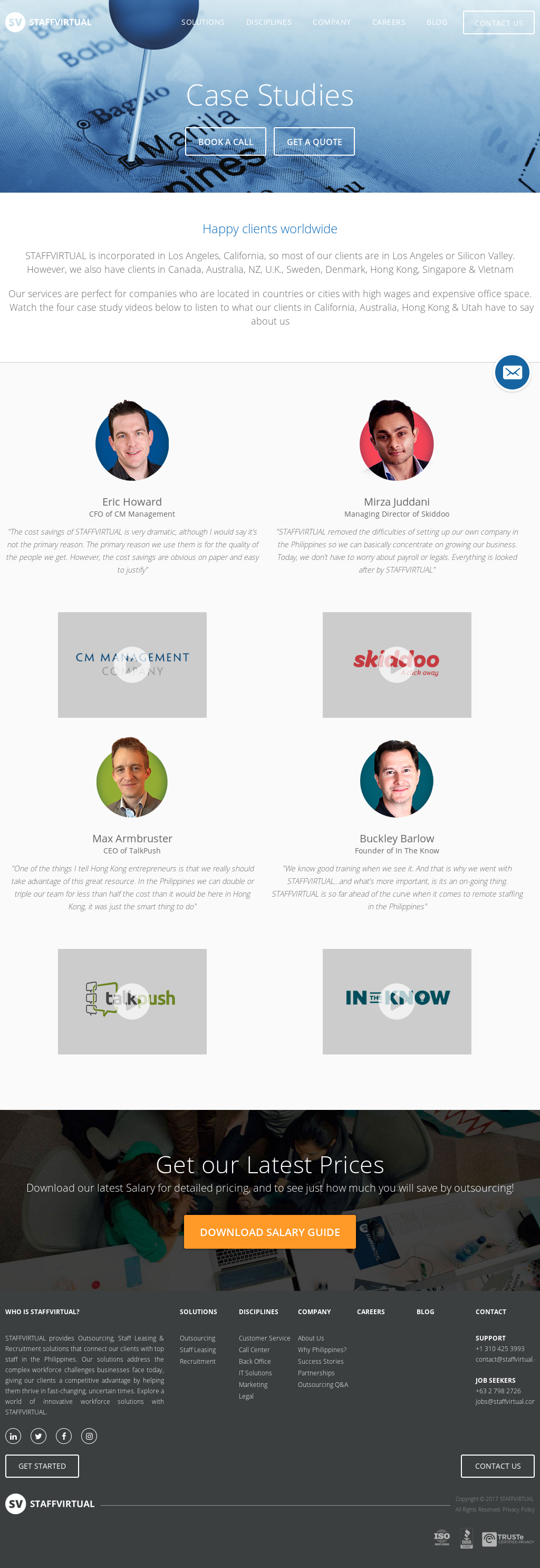 Staff Virtual Competitors, Revenue and Employees - Owler Company Profile