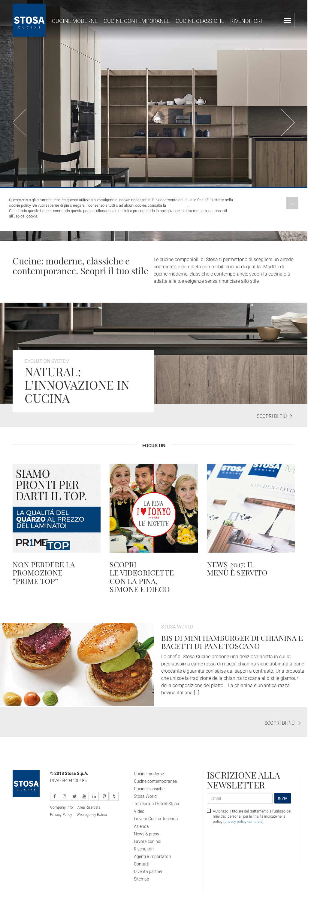 Stosa Cucine Competitors, Revenue and Employees - Owler Company Profile