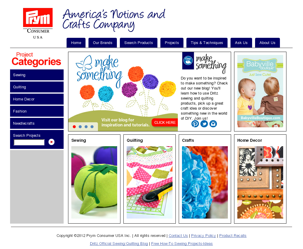 Prym Consumer USA Competitors, Revenue and Employees - Owler Company