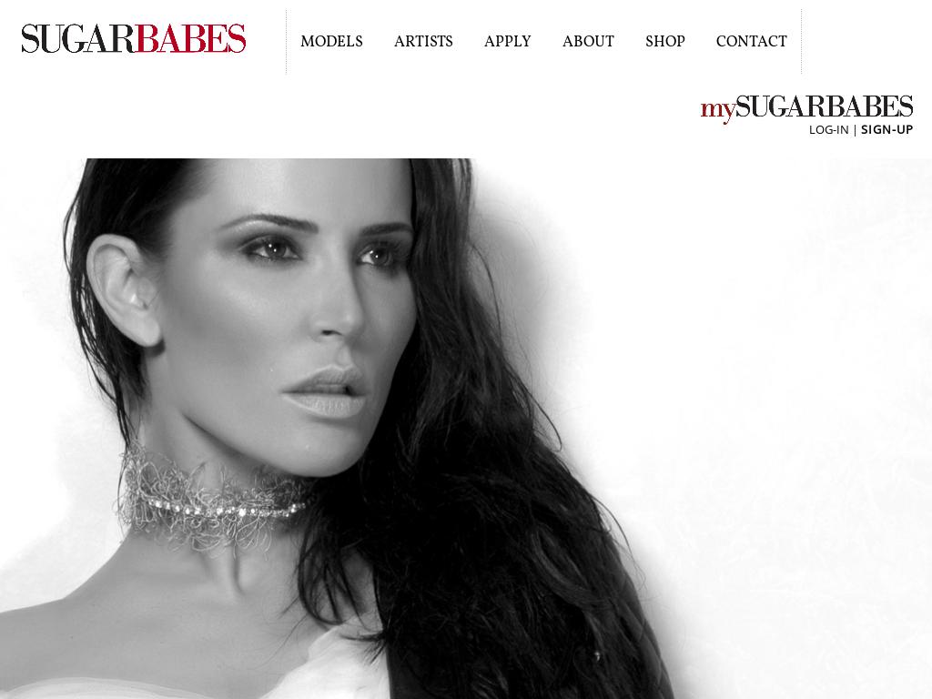 Sugar models website