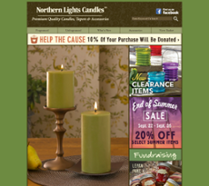 Northernlightscandles Competitors, Revenue And Employees   Owler Company  Profile