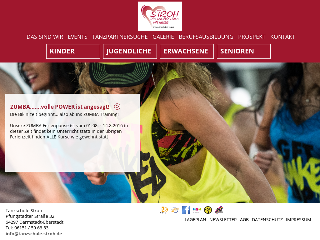 Tanzschule Stroh Darmstadt Competitors Revenue And Employees