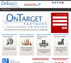 OnTarget Partners Competitors, Revenue and Employees - Owler Company