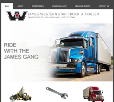 James Western Star >> James Western Star Truck Trail Competitors Revenue And