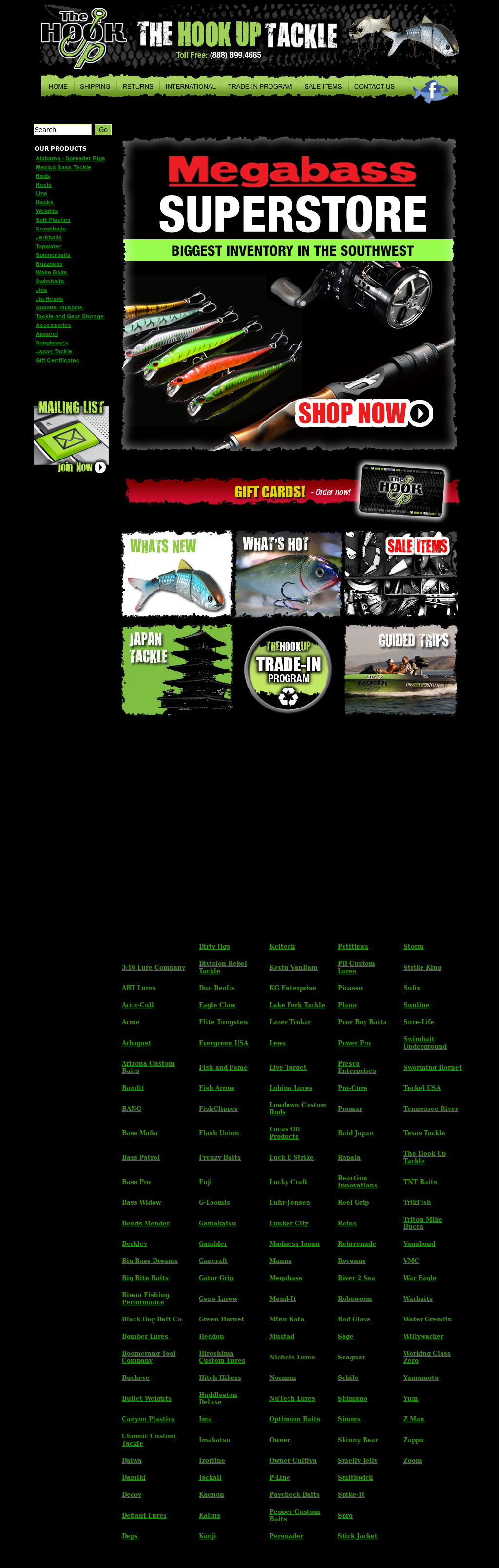 The Hook Up Tackle Competitors Revenue And Employees Owler