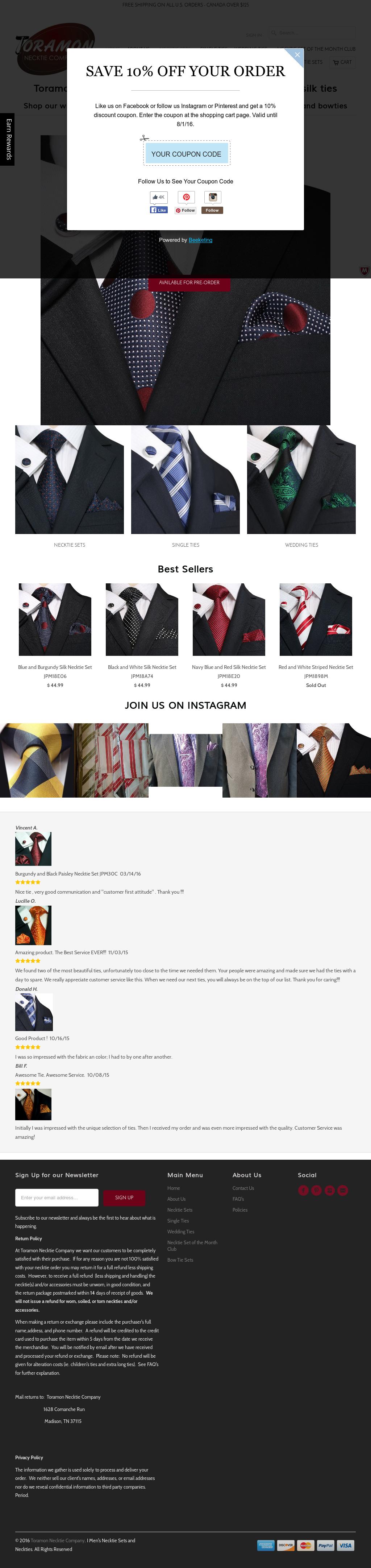 e6f1030cc923 Toramon Necktie Company Competitors, Revenue and Employees - Owler Company  Profile