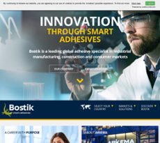 Bostik Competitors, Revenue and Employees - Owler Company