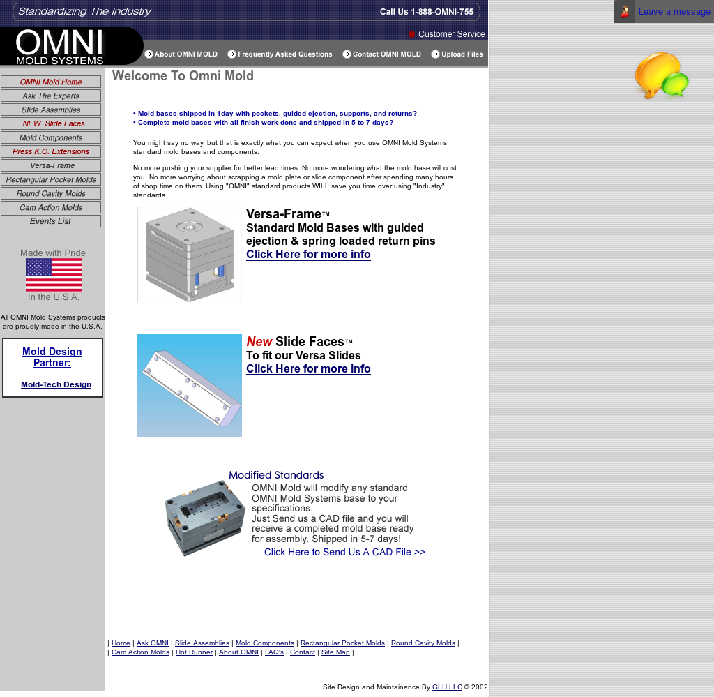 OMNI Mold Competitors, Revenue and Employees - Owler Company Profile