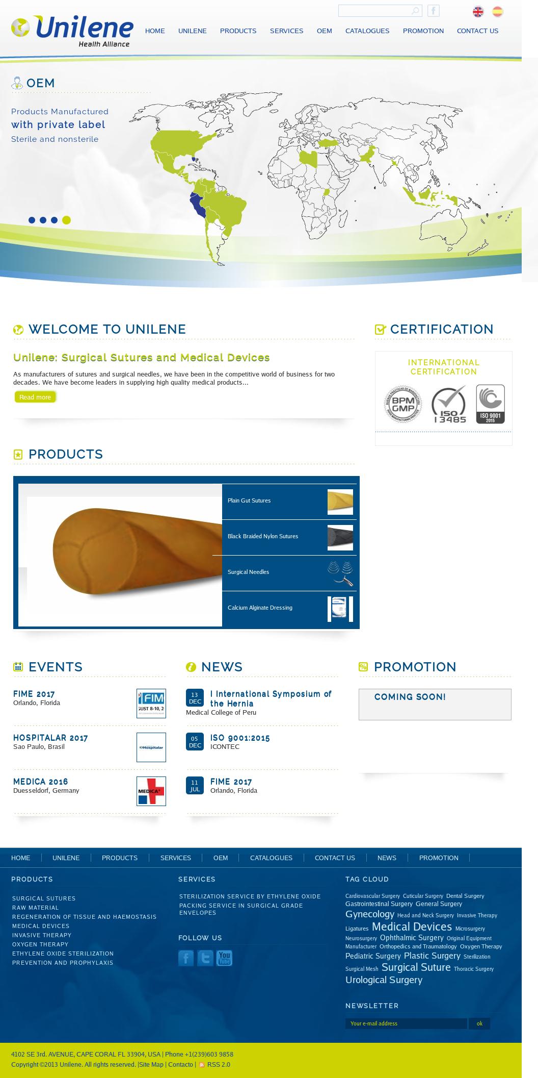 Unilene Competitors, Revenue and Employees - Owler Company