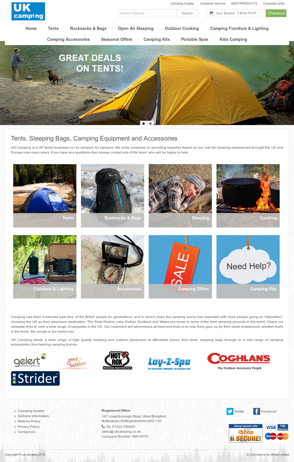 Uk Camping Competitors, Revenue and Employees - Owler Company Profile