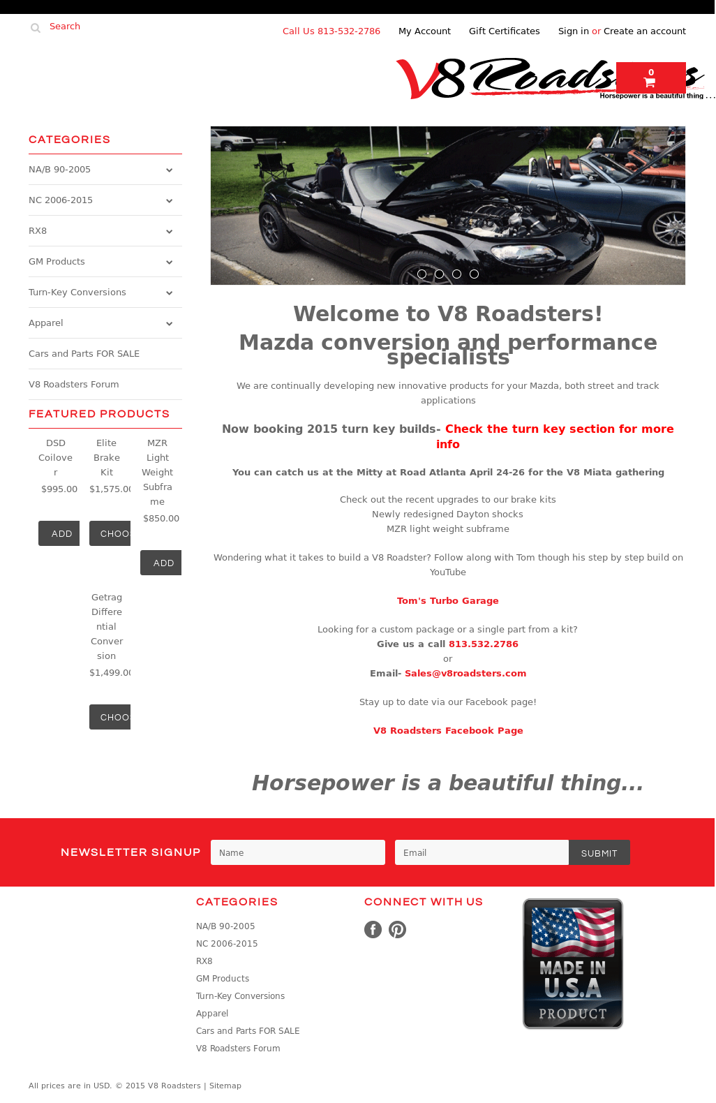 V8 Roadsters Competitors, Revenue and Employees - Owler