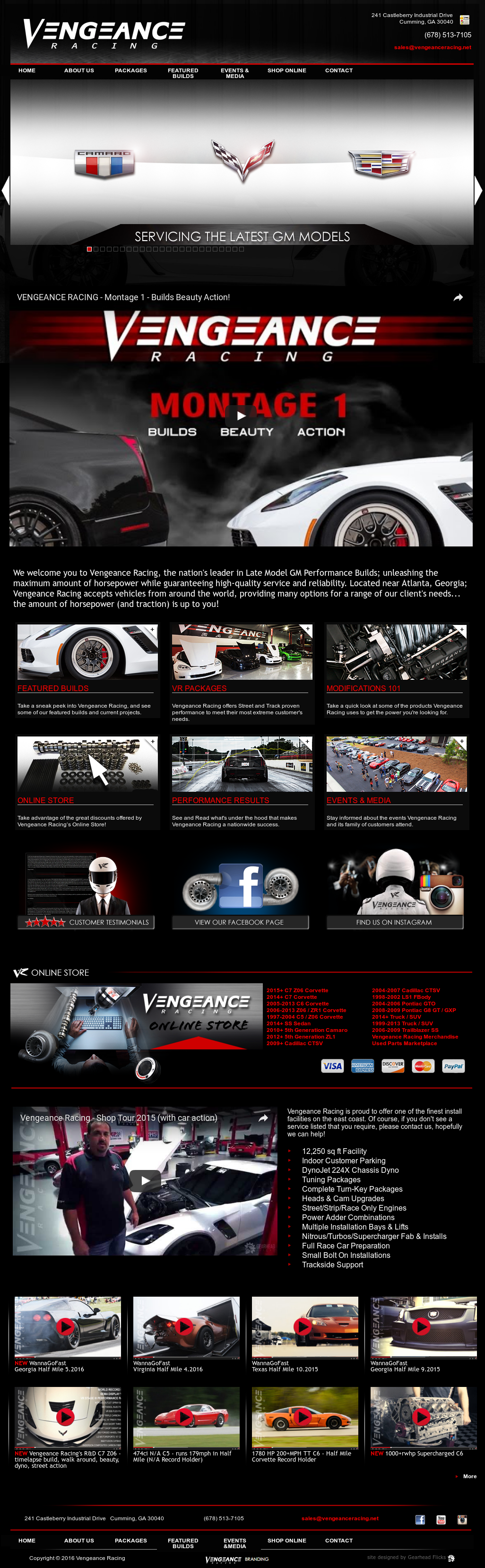 Vengeance Racing Competitors, Revenue and Employees - Owler Company
