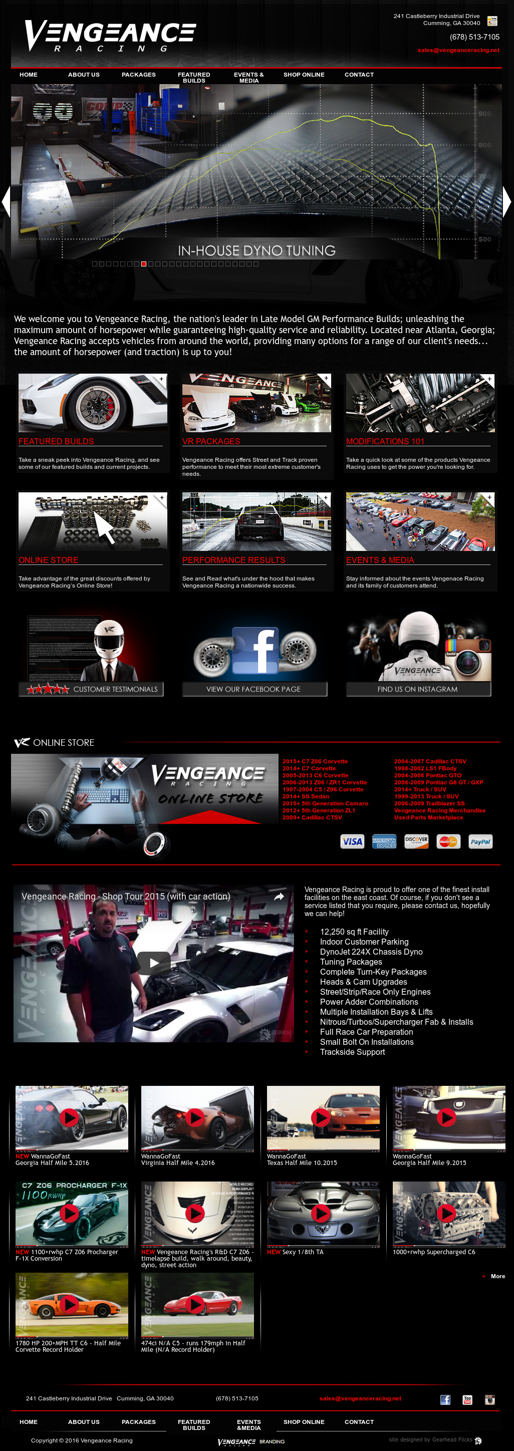Vengeance Racing Competitors, Revenue and Employees - Owler