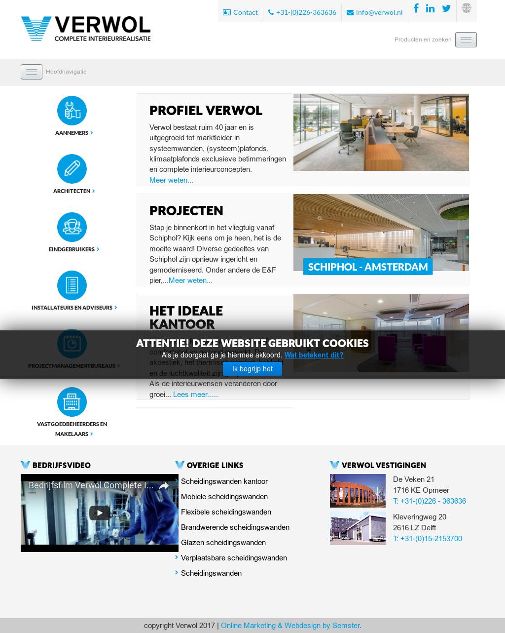 Verwol Complete Interieur Realisatie Competitors, Revenue and ...