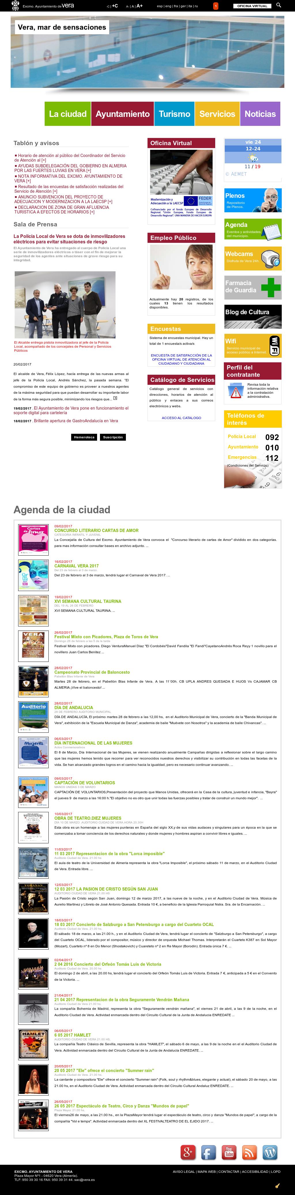 Carte Vera Andalousie.Vera Competitors Revenue And Employees Owler Company Profile